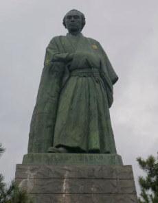 06桂浜の龍馬像.jpg